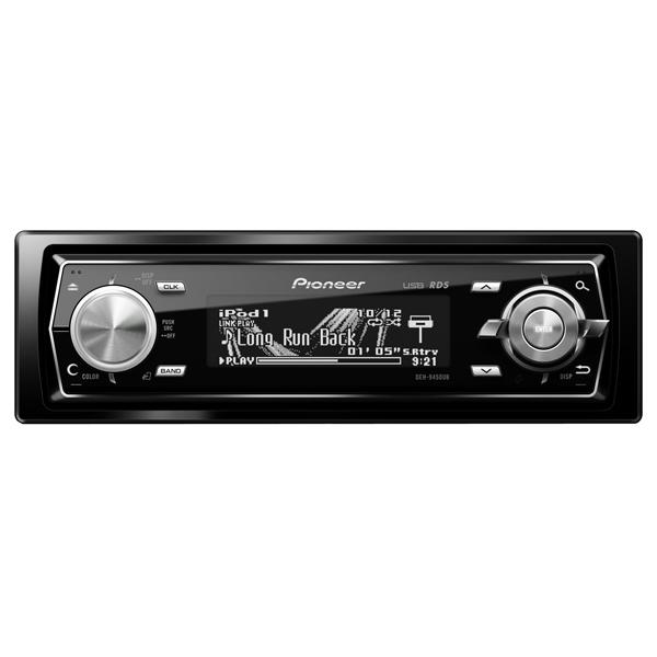 Автомобильная магнитола с CD MP3 Pioneer DEH-9450UB