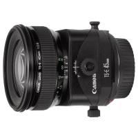 Canon TS-E 45 F2.8, цвет черный, код 4960999213989