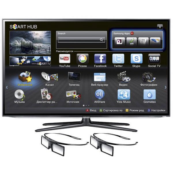 Картинки по запросу Телевизор Samsung UE40ES6307