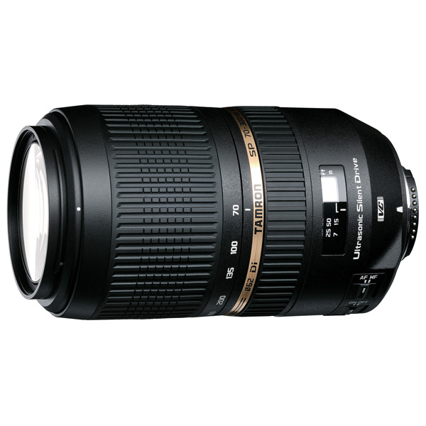 Объектив Tamron SP AF70-300mm F/4-5.6 Di VC USD Nikon (A005N)
