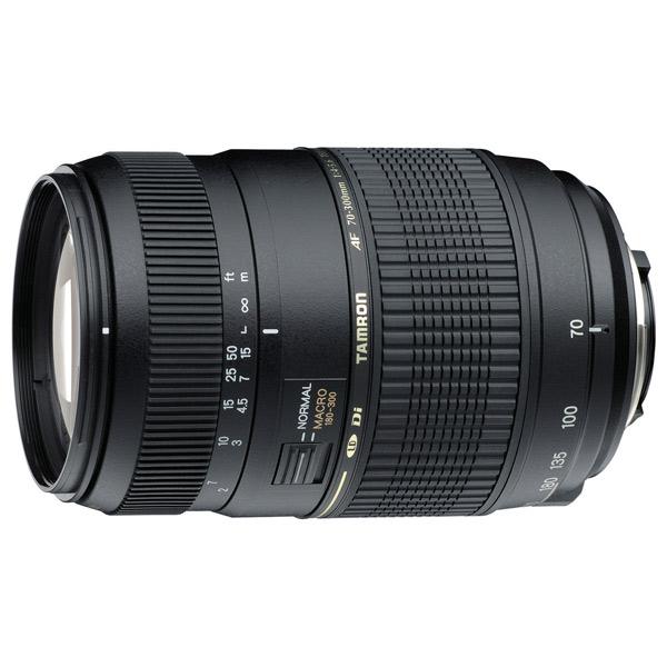 Объектив Tamron AF70-300мм F/4-5.6 Di LD Макро 1:2 Nikon (A17N)