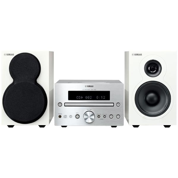 Купить Музыкальный центр Micro Yamaha MCR-332 Silver в каталоге интернет магазина М.Видео по выгодной цене с доставкой, отзывы, фотографии - Москва