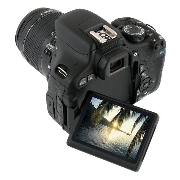 Canon 600d инструкция видео