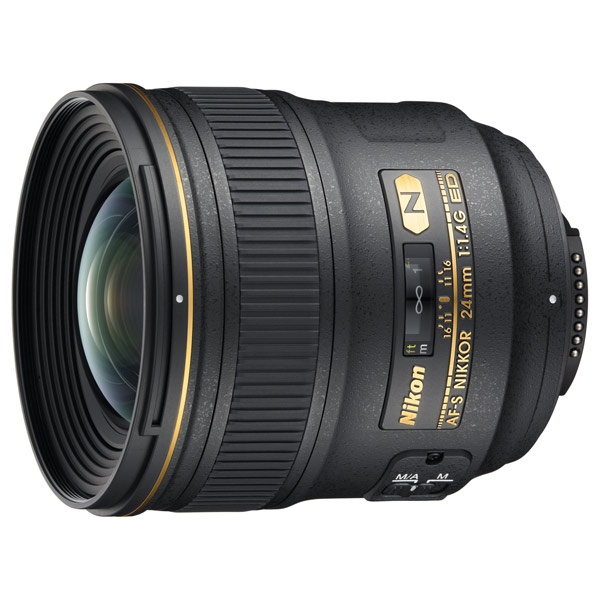 Объектив премиум Nikon 24mm f/1.4G AF-S ED Nikkor new and original for niko lens af s zoom nikkor ed 24 70mm f 2 8g if 24 70 focus fixed ring unit 1c999 535