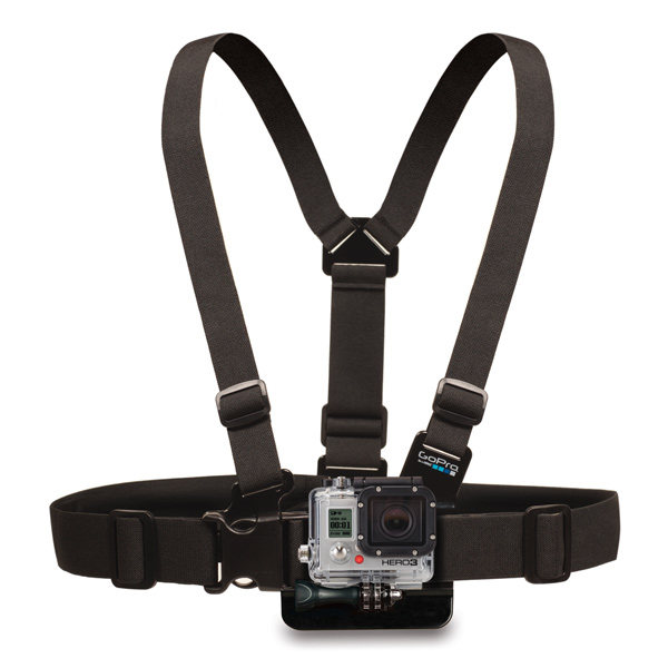 Аксессуар для экшн камер GoPro Крепление на грудь GCHM30-001