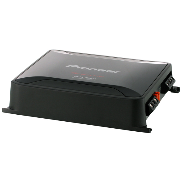 Автомобильный усилитель (1 канал) Pioneer GM-D8601 - фото 3