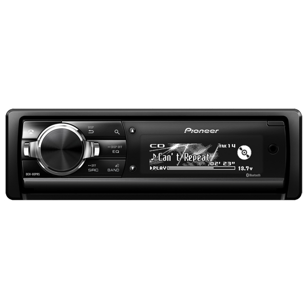 Автомобильная магнитола с CD MP3 Pioneer DEH-80PRS