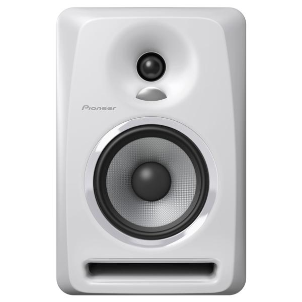 Активные колонки Pioneer S-DJ50X-W White белого цвета