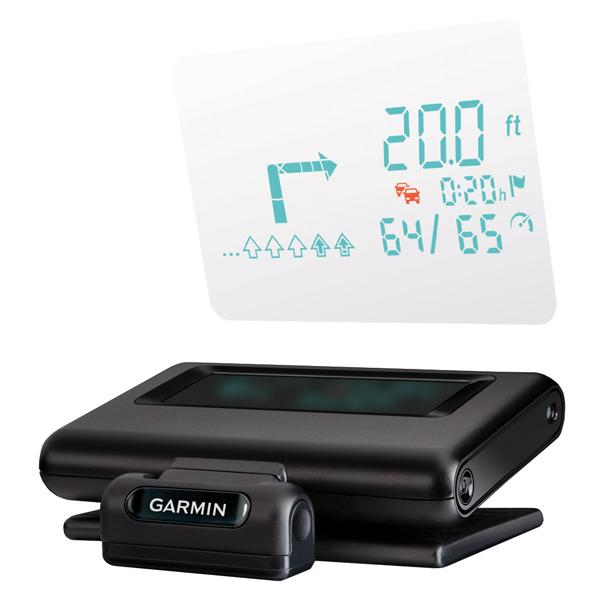 Портативный GPS-навигатор Garmin HUD