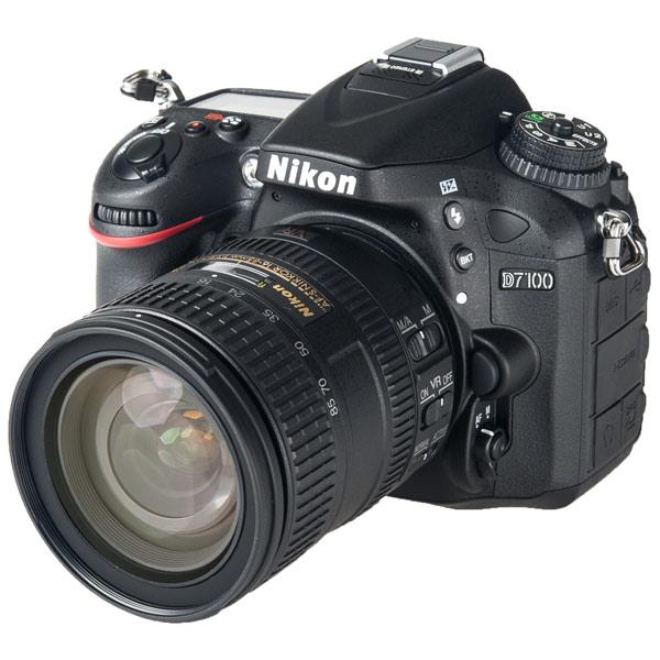 Nikon, Фотоаппарат зеркальный, D7100 Kit 16-85 VR