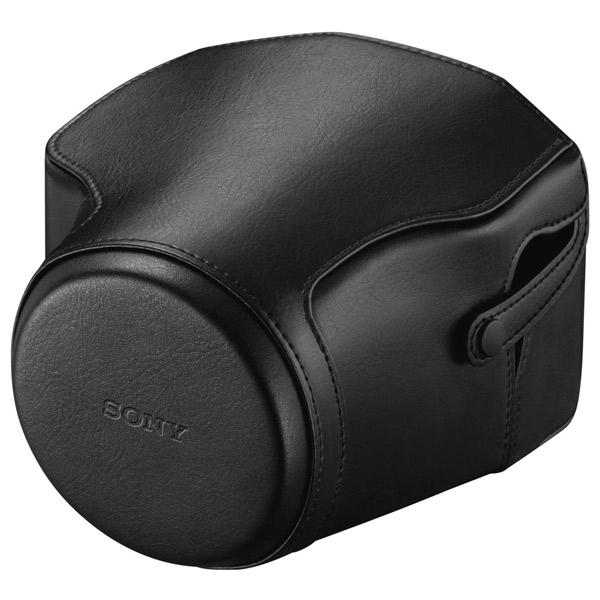 Чехол премиум Sony LCJ-RXE/B гарнитура беспроводная sony sbh70ru b bt3 0