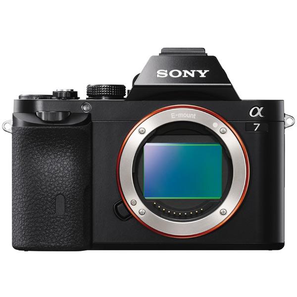 Фотоаппарат системный премиум Sony Alpha A7 Body