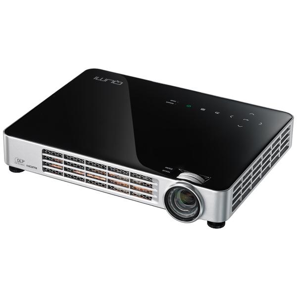 Видеопроектор для домашнего кинотеатра Vivitek Qumi Q7 Black