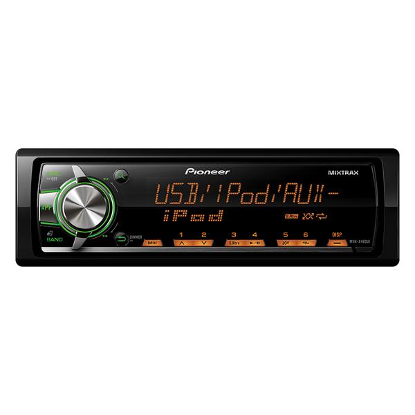USB-Автомагнитола Pioneer MVH-X460UI pioneer mvh x460ui