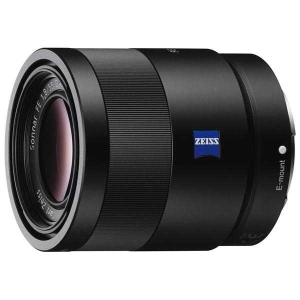 Sony, Объектив премиум, 55mm f/1.8 ZA (SEL-55F18Z)