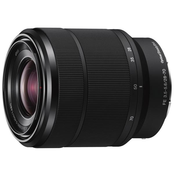 Sony, Объектив премиум, 28-70mm f/3.5-5.6 OSS (SEL-2870)