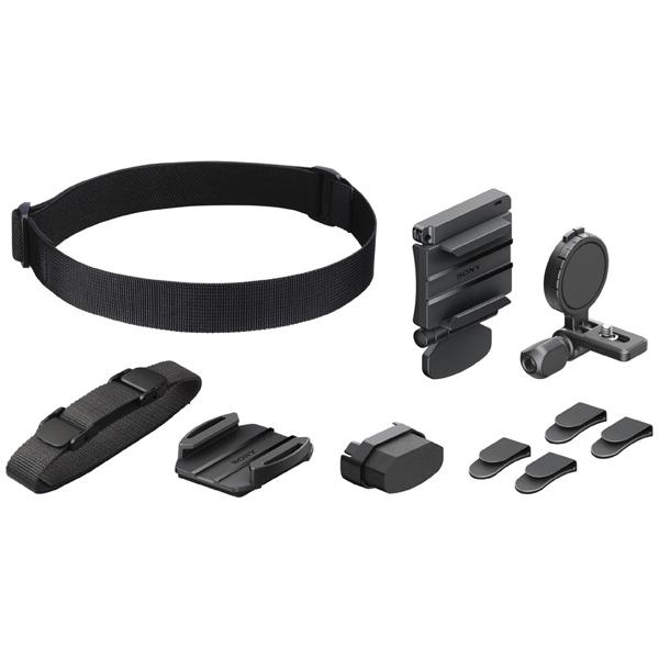 Аксессуар для экшн камер Sony Регулируемое головное крепление BLTUHM1//C (SYH)