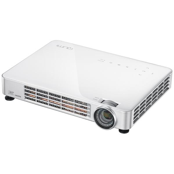 Видеопроектор для домашнего кинотеатра Vivitek Qumi Q7 White