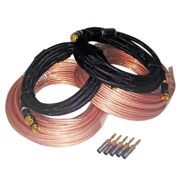 Комплект кабелей для Hi-Fi акустики Klipsch от М.Видео