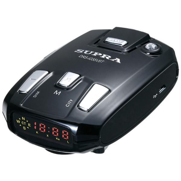 Автомобильный радар Supra DRS-iG55VST Белка ig 06 фигура цапля 1250311