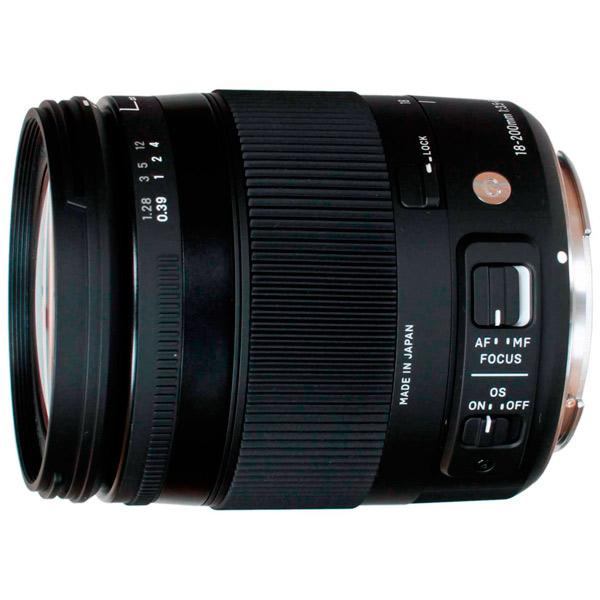 Объектив Sigma AF 18-200mm f/3.5-6.3 DC MACRO HSM Canon купить sigma 18 200 мм для pentax