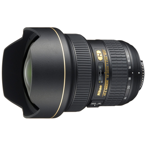 Объектив премиум Nikon 14-24mm f/2.8G ED AF-S Nikkor new and original for niko lens af s zoom nikkor ed 24 70mm f 2 8g if 24 70 focus fixed ring unit 1c999 535