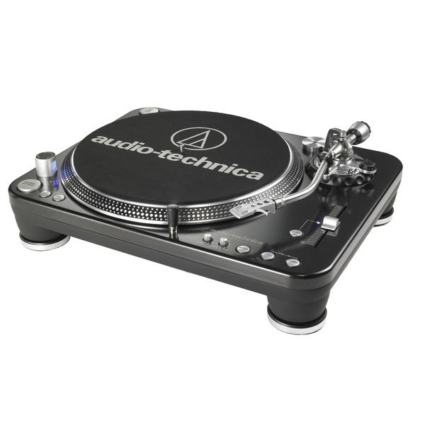 Проигрыватель виниловых дисков Audio-Technica AT-LP1240-USB головка звукоснимателя audio technica at f2