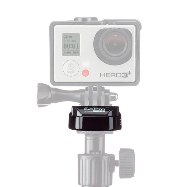 Аксессуар для экшн камер GoPro Крепление для микрофона ABQRM-001 аксессуар для экшн камер gopro набор креплений к wi fi пульту awrmk 001