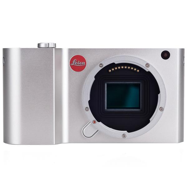 Фотоаппарат системный премиум Leica — T Silver (18181)