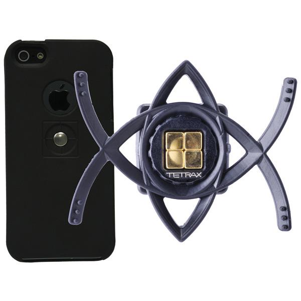 Автомобильный держатель Tetrax Bundle iPhone 5 Black