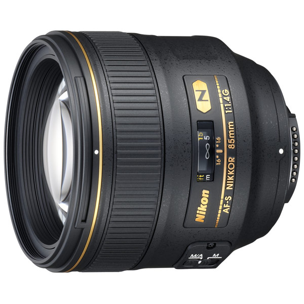 Объектив премиум Nikon AF-S NIKKOR 85mm f/1.4G free shipping new and original for niko lens af s nikkor 70 200mm f 2 8g ed vr 70 200 protector ring unit 1c999 172