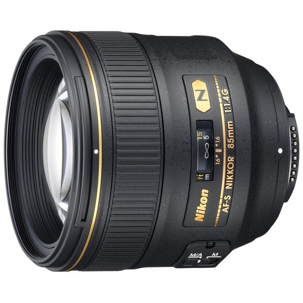 Объектив премиум Nikon AF-S NIKKOR 85mm f/1.4G nikon nikon af s nikkor 28mm f 1 8g фиксированный фокус широкоугольный объектив