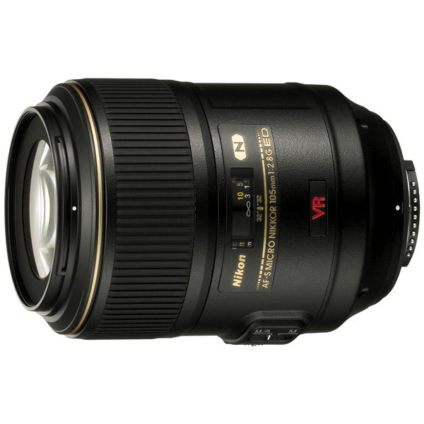 Объектив Nikon AF-S VR Micro-Nikkor 105mm f/2.8G IF-ED free shipping new and original for niko lens af s nikkor 70 200mm f 2 8g ed vr 70 200 protector ring unit 1c999 172