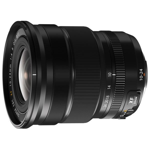 Объектив премиум Fujifilm XF 10-24mm f/4 R OIS объектив fujifilm xf 55 200mm f 3 5 4 8 r lm ois