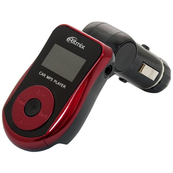 Автомобильный FM-модулятор Ritmix