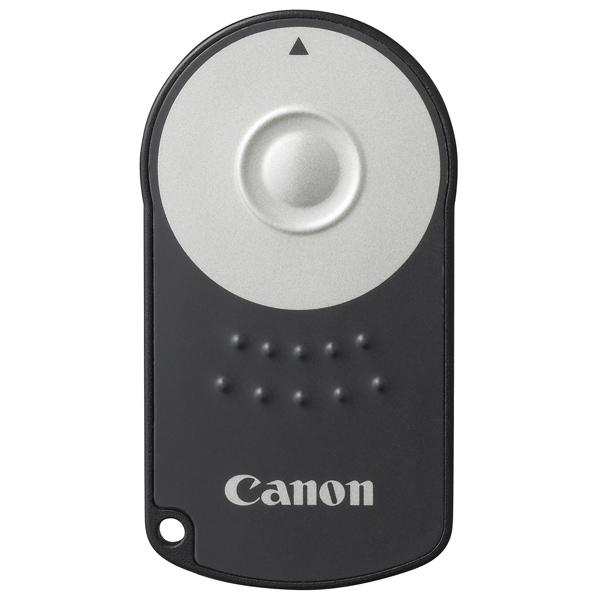 Пульт для фотоаппарата Canon Беспроводной RC-6 цвет черный/серый
