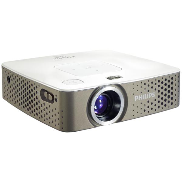 LED видеопроектор мультимедийный Philips PicoPix PPX3414