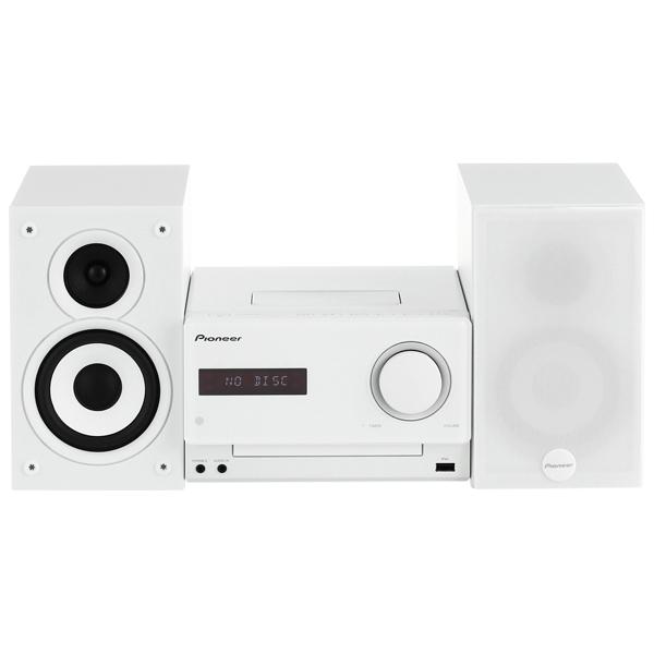 Музыкальный центр Micro Pioneer X-CM42BT-W