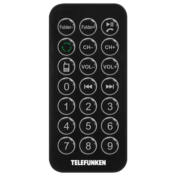 Автомобильный FM-модулятор Telefunken TF-FMT19BT - фото 4