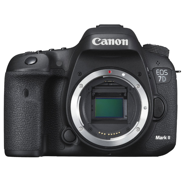 Фотоаппарат зеркальный премиум Canon EOS 7D Mark II Body new canon eos 7d mark ii mk 2 dslr camera body black multi languages