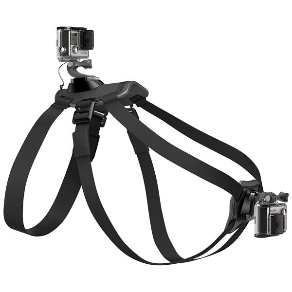 Аксессуар для экшн камер GoPro Крепление для собак ADOGM-001 (Fetch!Dog Harness) аксессуар gopro fetch dog harness adogm 001
