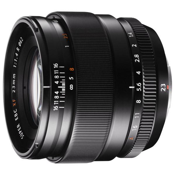 Объектив премиум Fujifilm XF 23mm f/1.4 R