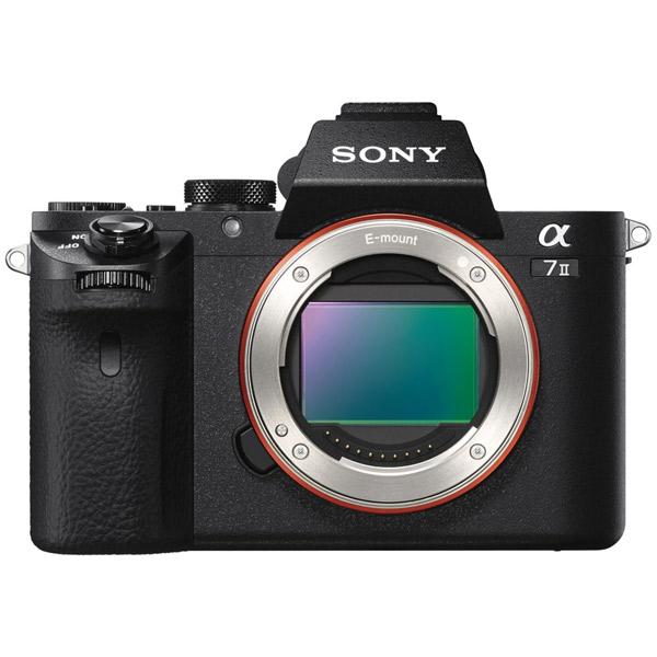 Фотоаппарат системный премиум Sony Alpha A7 II Body