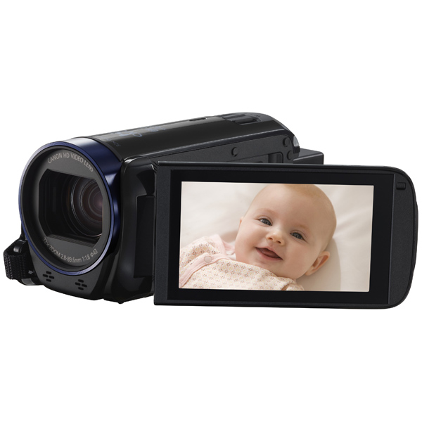 Видеокамера Full HD Canon Legria HF R606 Black