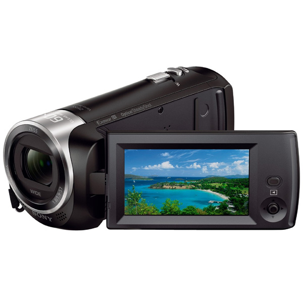 Видеокамера Full HD Sony HDR-CX405 Black видеокамера sony hdr cx405