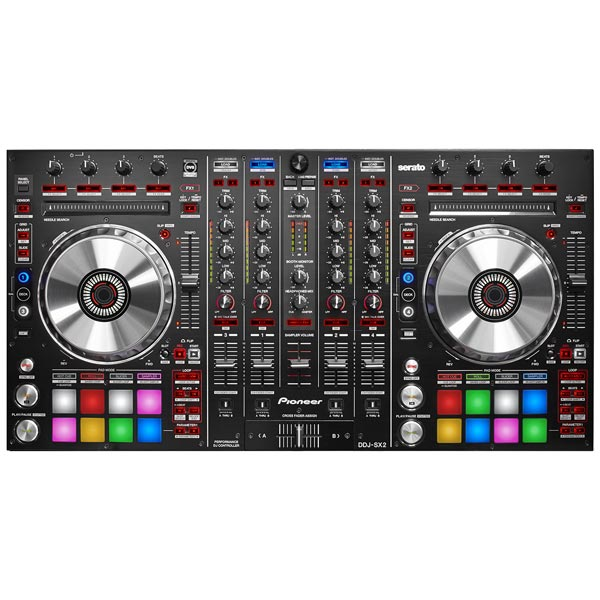 Контроллер для DJ Pioneer DDJ-SX2 huayuan мультиформатный виртуальных 7 1 канал аудио 3d звуковая карта адаптер с кабелем для pc голосовой чат музыка