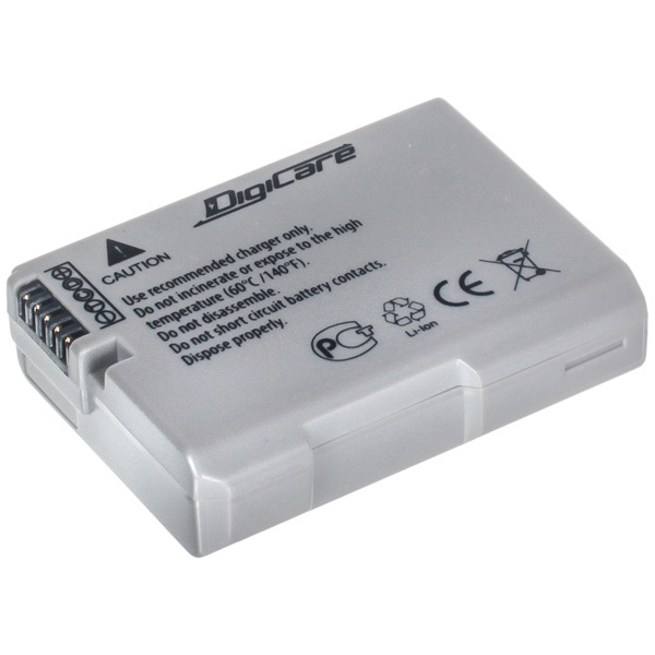 Аккумулятор для цифрового фотоаппарата DigiCare — PLN-EL14a