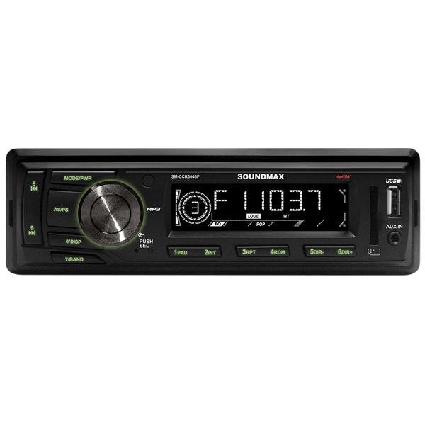 USB-Автомагнитола Soundmax SM-CCR3046F