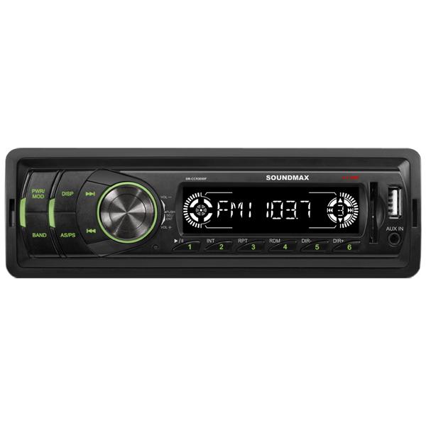 USB-Автомагнитола Soundmax