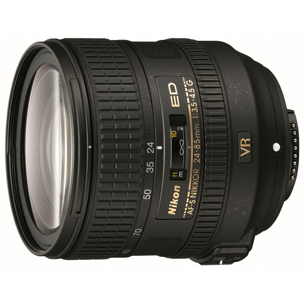 Объектив Nikon 24-85mm f/3.5-4.5G ED VR AF-S Nikkor new and original for niko lens af s zoom nikkor ed 24 70mm f 2 8g if 24 70 focus fixed ring unit 1c999 535